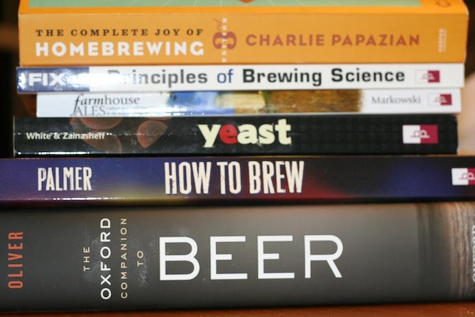 Brewing Books